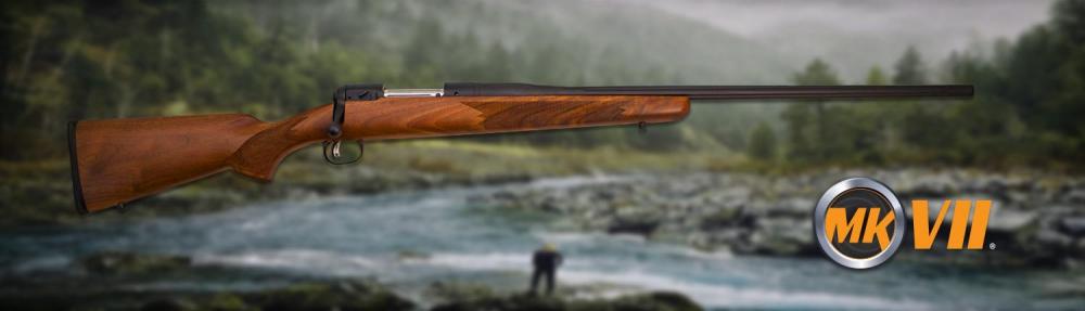 Rifles > The Mk  VII Gen II Custom Rifle | Shaw Barrels
