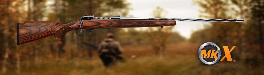 Mk X Custom Rifle